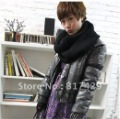 hot sales!!free Autumn and winter Prevalence of super-long two ring coarse wool all-match multifunctional Scarf / Shawl