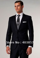 Suits Navy With Narrow Stripes Suits Custom Made Suits Men Clothes Men In Suits  MS0236