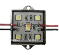 SMD 5050 waterproof led module flexible light for channel letter, light box, led module 5leds, WM-WH005-12V-01