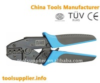 Ratchet Style Crimping Tool for Open Barrel Terminals HS-03B