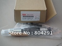 New common rail injector 8900=8-98151837-0=8981518370 injector assembly 6HK1