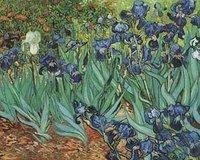 reproduction oil painting Van Gogh,Landscape canvas art Van -033