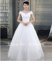 wedding dress/wedding gown/bridal wedding dress/exquisite lace dress