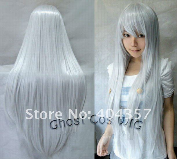 White Wig Cosplay 104