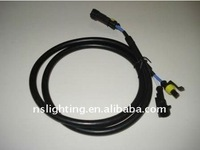 HID xenon Extension wire high voltage wire cable wiring 1Meter ballast cable