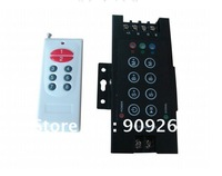 RGB led controller, Competitive price , Remote Controller with 50M Effective Distance,brightness adjustable