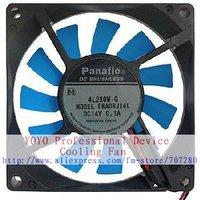 New 8cm FBA08J14L  8015 14V 0.1A  HWB Cooling Fan