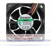 6cm  KDE2406PTB3 6025 24V 2.4W Maglev  Cooling Fan