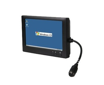 LILLIPUT PC-746 7 inch Embedded All In One PC with OS WinCE 6.0/Linux 2.6.32, comply with IP64
