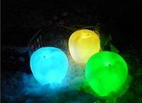 wholesale  promotion ,25pcs/lot colorful apple led night light dropshipping 114