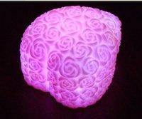 Free shipping promotion wedding light gift,25pcs/lot colorful led night light 112