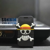Cute One Piece shape design 2G/4G/ 8GB USB Flash Drive U disk (100%real capacity)