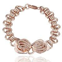 Ювелирное изделие ZhouYang Jewelry 18KGP B031 18K K Crystal SWA