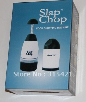 2Pcs Slap Chop & Graty Combo Food Chopping machine