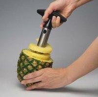 free shipping 50pcs/lots high quality Pineapple Corer Easy Slicer Peeler Parer chritmas