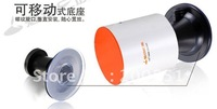 Freeshipping New arrival Dwarf 360 without direction  5W Protable Vibration Speaker loundly