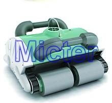 swimming pool cleaner/cleaner robot/pool cleaner, safe, auto work, clean up bottom/sides, filter water, 20M cable, remove dirt