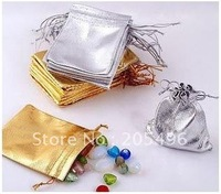 Wholesale Hot sale High quality drawstring Gift Bags , 3.5'' x 2.8'' , gift pouch , jewelry bags