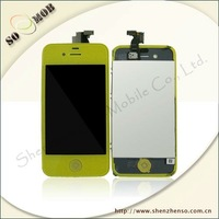 For iphone 4G lcd screen display with digitizer Assembly