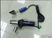 3400 W plástico pistola de aire caliente / aire caliente pistola de soldadura de plástico / Made in LEISTER china, Shanghai