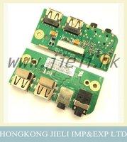 PCB051 Laptop power board for ASUS N53JN USB Port Audio Jacks Board