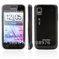 Мобильный телефон 4.2 inch i9300 WIFI TV mobile phone support bluetooth vedio FM JAVA dual sim