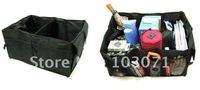 Best Selling--Car Truck Boot Tidy Storage Bag Box Organizer Car Back Seat Pocket Multi-use Tools C