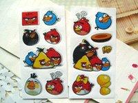 Free Shipping,600pcs/lot, Kids Cute Stickers/ Children Stationery Stickers/Cartoon design