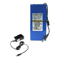 DC 12V Portable 18000mAh Li-ion Super Rechargeable Battery Pack,free shipping!!!