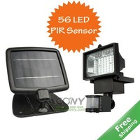 Светодиодное освещение Solar sensor light+100 % solar power+15 Super bright LEDs 9000MCD