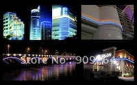 led neon flex/size: 12*26mm, 90leds/meter, red color + super flex + ultra brightness + competitive factory price