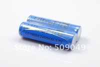 Ultrafire LC 2400mAh 3.7V 18650 Li-ion Rechargeable Battery Free shipping