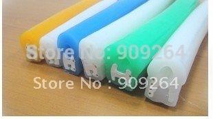 led neon flex/size:16*27mm,18leds/unit,green color + super flex+ultra brightness +competitive factory price WF-LN-E-24V-SG