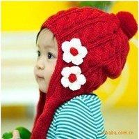 toddler baby hat for autumn-winter, baby cap, crochet beanie infant hat