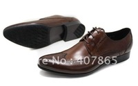 Free shipping Hot sales Men fashion leather shoes, business men, fine leather shoes, fashion man shoes