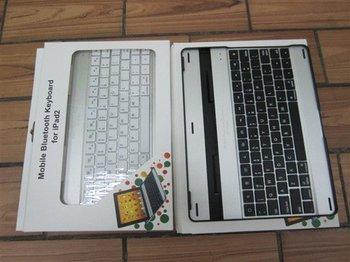 fashion  Mobile Bluetooth Keyboard ,wireless keyboard for ipad 2, 5pcs free shipping
