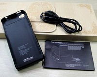 1900mah Charger Case for iPhone 4 Battery external battery charger