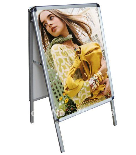 Poster Stand,A Board,Snap Frame(China (Mainland))