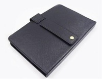 "Black Leather Case For 7"" Epad Tablet"