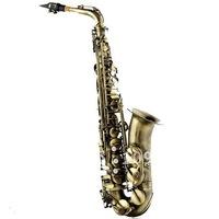 vintage alto saxophone