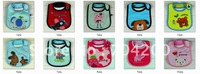 50pcs/lot-more than 100 Deisgns Name brand Baby bibs/Kids waterproof bib/Infant&Toddler Cotton Bibs
