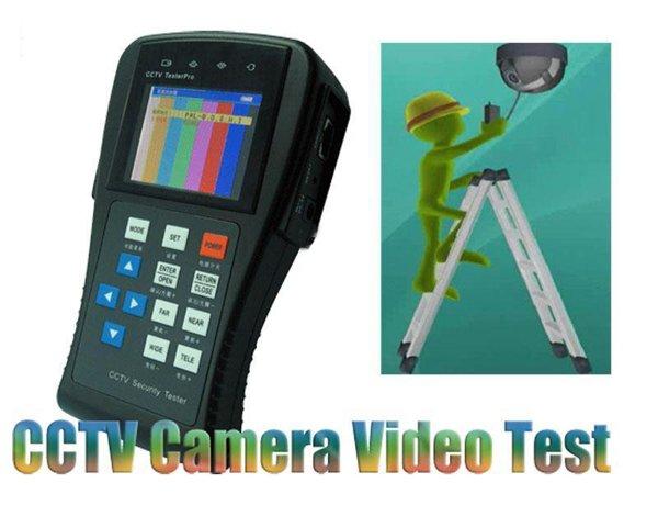 tester cctv multi-function cctv tester cctv test monitor ptz tester HK-TM801 CCTV Monitor(China (Mainland))