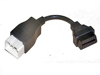Free shipping obd2 Kia 20pin OBD cable