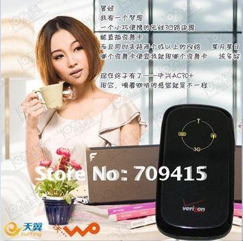 New Arrival! Modem Router 3G ZTE MF AC30 USB 3G Router Wifi GSM/GPRS/EDGE/WCDMA/HSPA/CDMA Network