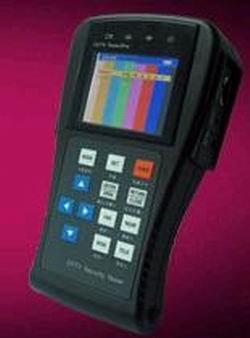 "2.8"" TFT LCD CCTV PTZ Tester HK-TM801 CCTV Monitor"