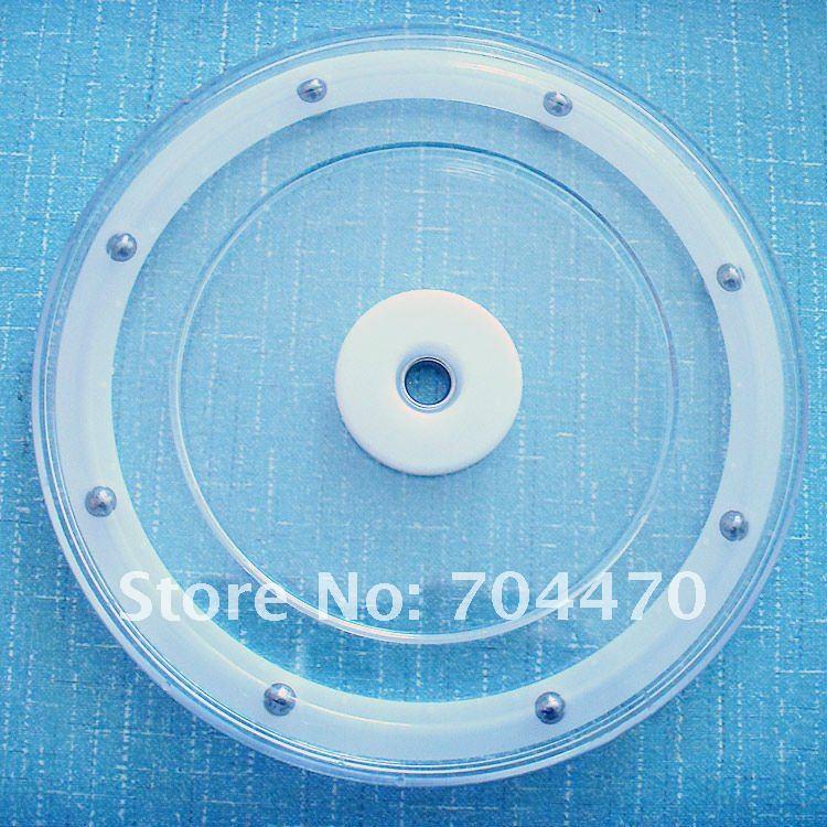 Large wholesale rotating disks, display. Rotating disks, lazy, displaying rack chassis, round turntable, acrylic rotary wheel. F(China (Mainland))