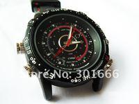 8GB New model Waterproof watch camera w208 720*480