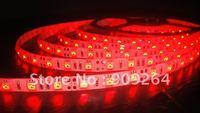 led flexible strip, red color,300pcs SMD5050/reel,DC12V input, led tape strip used for decorating, Item No.: WF-12R60D-5010