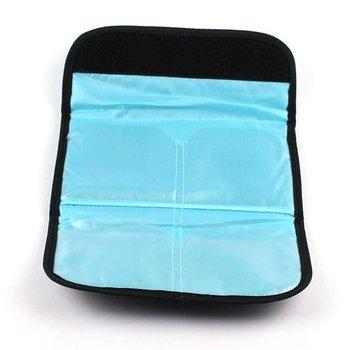 Fotga Lens Filter Wallet Case 4 pockets For UV CPL ND Square Cokin P 25mm-82mm