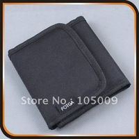 Fotga Lens Filter Wallet Case 3 pockets For UV CPL ND Square Cokin P 25mm-82mm